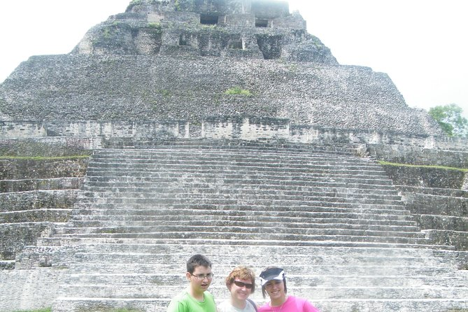 Xunantunich Mayan Ruin from Belize City
