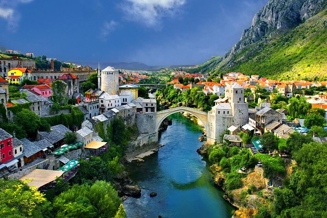 Mostar Guided Tour & Sweet Delights