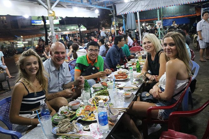 Vespa Saigon By Night Street Food Tour