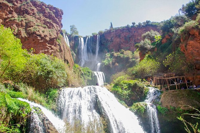 Ouzoud the Highest Waterfalls in atlas mountains Day Trip photo 2