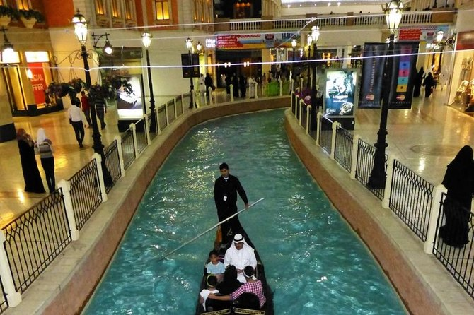 Tax Free City Shopping Tour in Doha