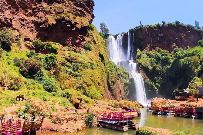 Ouzoud the Highest Waterfalls in atlas mountains Day Trip photo 9