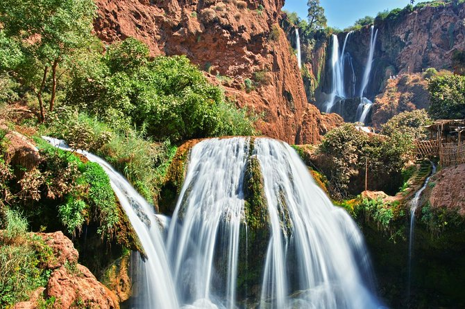 Ouzoud the Highest Waterfalls in atlas mountains Day Trip photo 8