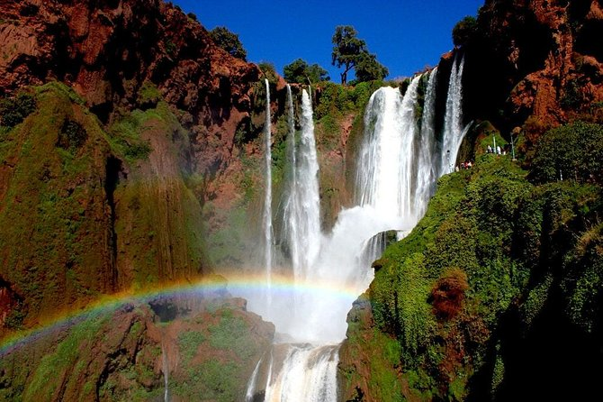 Ouzoud the Highest Waterfalls in atlas mountains Day Trip photo 4