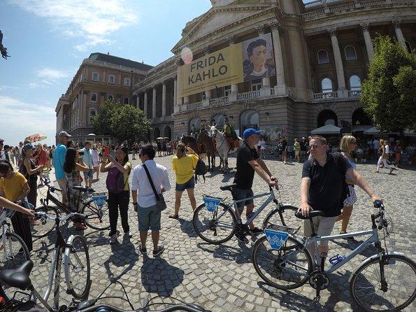 Buda Castle Bike Tour - Budapest