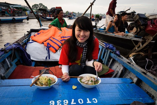 Cai Rang Floating Market in Can Tho 1 Day
