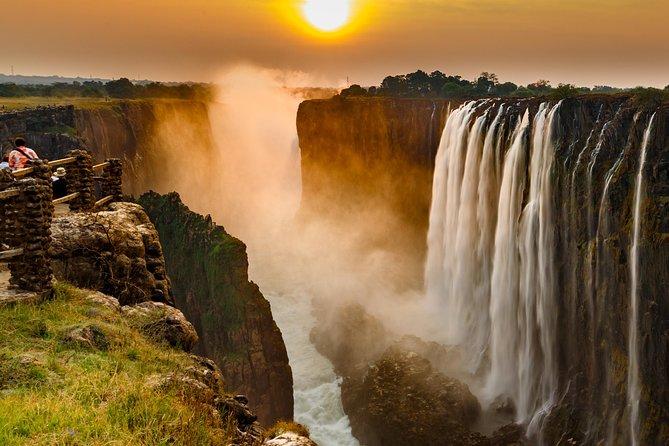 Full Day Zambezi National Park Golden Safari