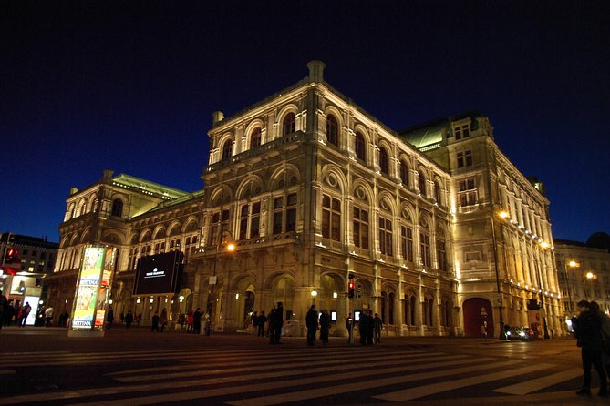 Private Tour of Vienna from Prague