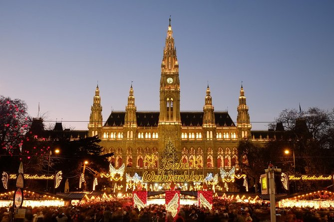 Private Tour of Vienna from Budapest