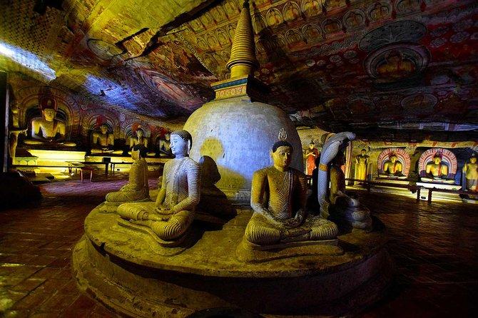 Day Excursion to Sigiriya and Pidurangala from Colombo