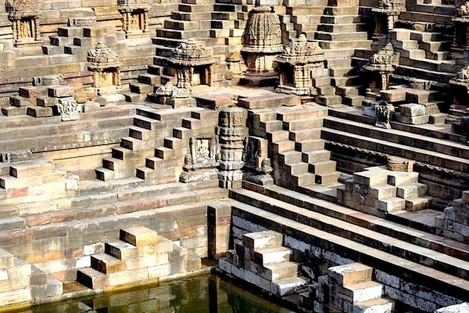 Step Wells near Ahmedabad- A tale of Women, Water & Life