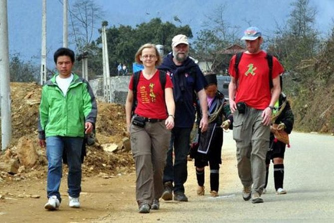 2 days - 1 night trekking Sapa tours from Hanoi