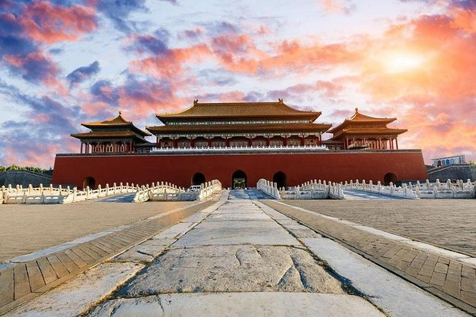 Beijing Capital Airport Layover Tour :Tiananmen Square,Forbidden City