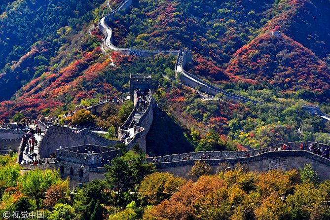Beijing Great Wall at Mutianyu section and 798 Art Zone private Tour