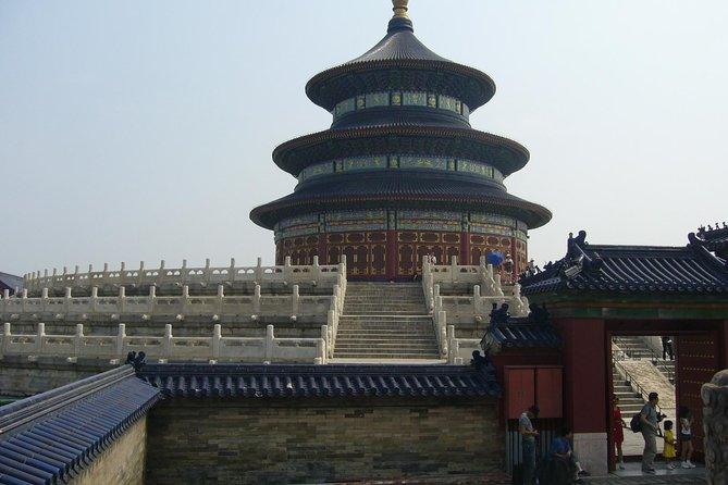 Beijing Day Tour Tianan Men Square Temple of Heaven Forbidden City Lama Temple