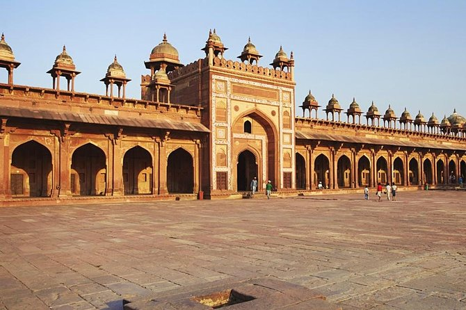 Full Day Taj Mahal & Agra Tour from Delhi by Express Train photo 3