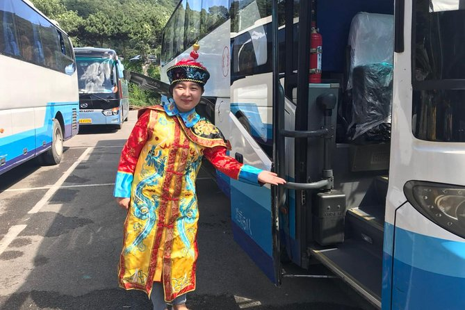 Mutianyu Great Wall Bus Tour Including Tickets