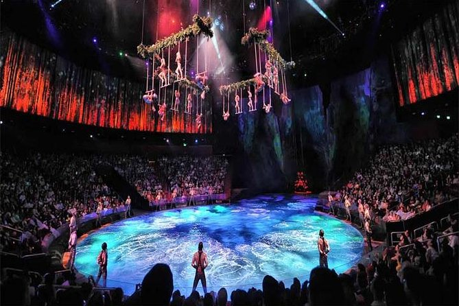 House of Dancing Water Tickets.