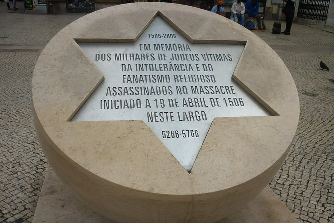 Private Historical Jewish Tour of Lisbon