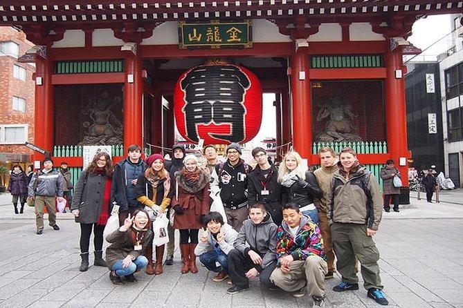1 Hour Asakusa Guided Walking Tour