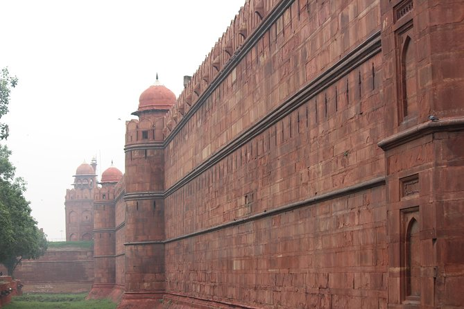 Stories related to Old Delhi and Red Fort walk!!!!