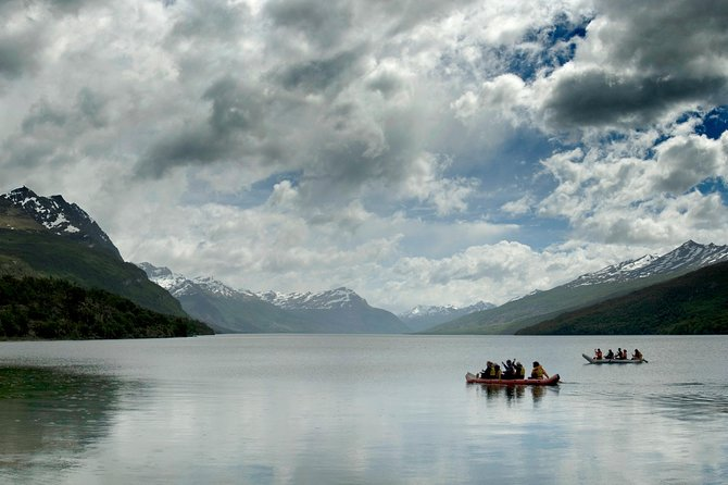 Full Day Trekking and Canoeing in the National Park