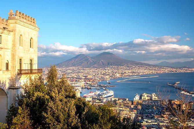 Naples City Tour (Half Day)(1-8pax)