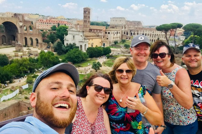 Semi-Private Full Day Tour with Early Entrance Vatican and Colosseum Underground