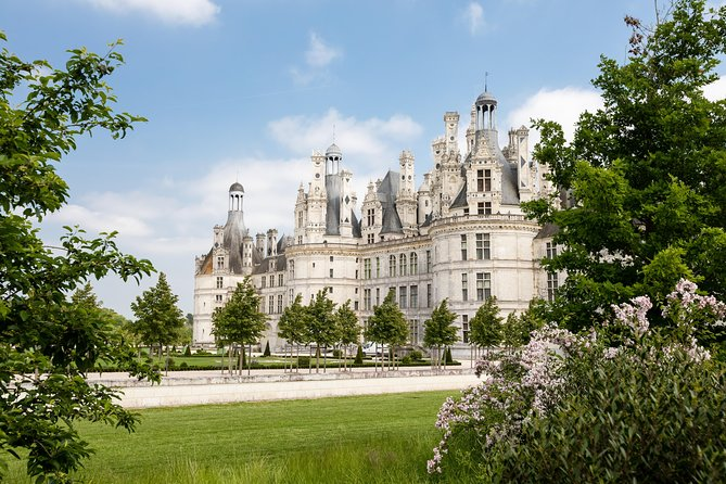 VIP discovery day of the Loire Valley