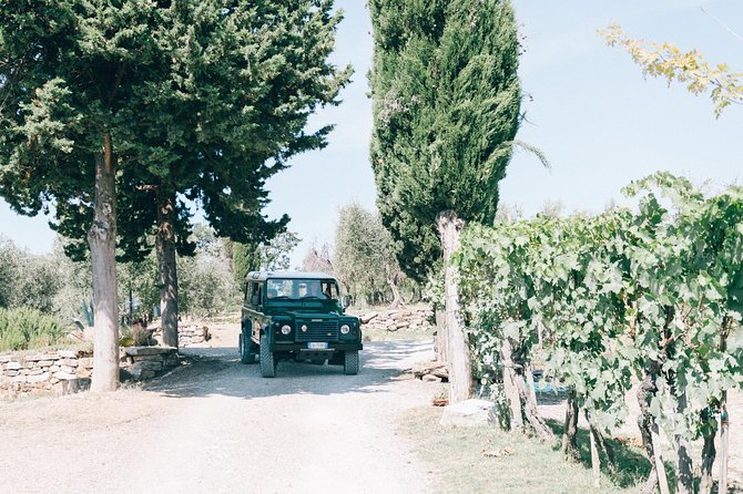 Off-Road Wine Tour in Chianti from Florence