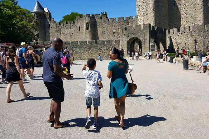 Day tour to the Cité de Carcassonne and the Lastours Castles. From Toulouse photo 5