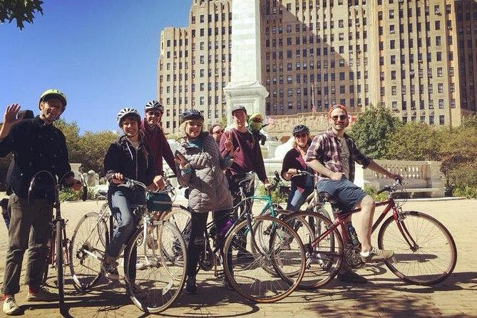 A/Sides Ride: The Best of Buffalo by Bike