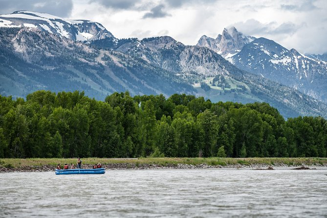 Teton Views Lunch Float 7-Mile Image
