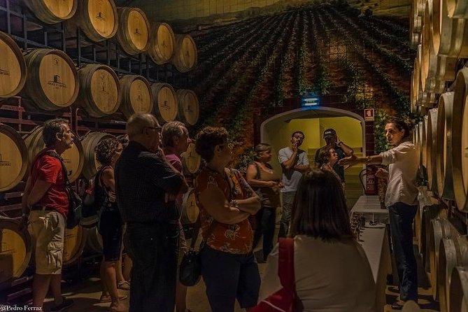 Santuário Cristo Rei-Sesimbra-Castle Palmela-Bacalhoa Winery with wine tasting