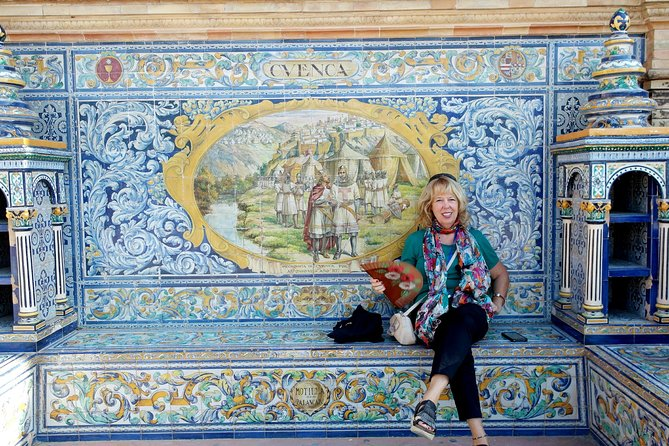 Seville tour with private car