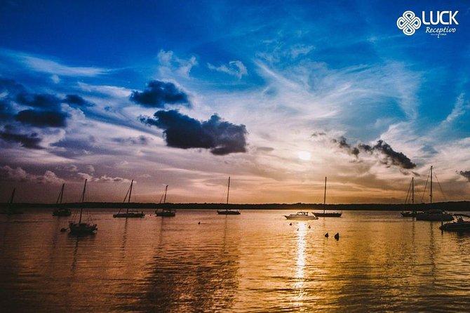 City tour ao pôr do sol em João Pessoa na praia do Jacaré