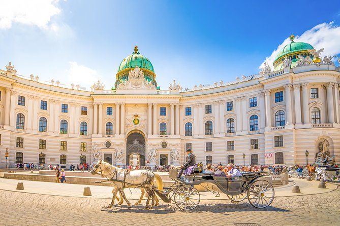 Full-Day Private Trip from Prague to Vienna
