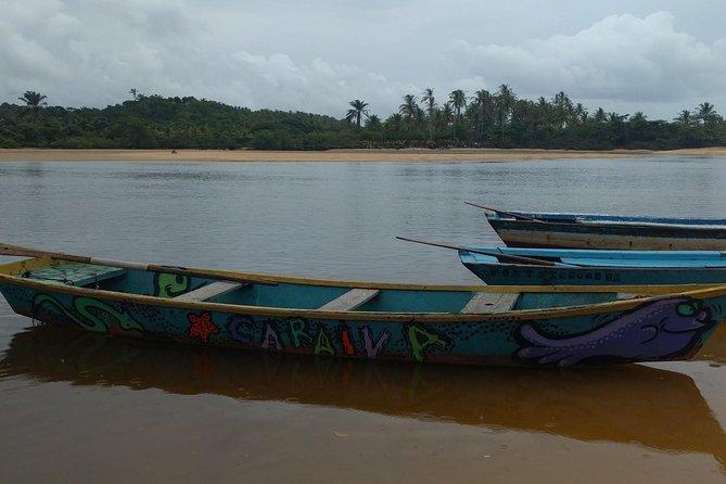 Passeio a Caraíva - Saindo de Porto Seguro