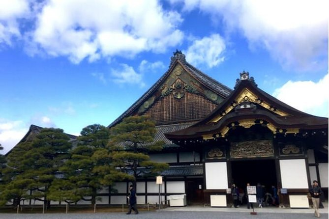 Nijo-jo Castle Tour with Nationally-Licensed Guide