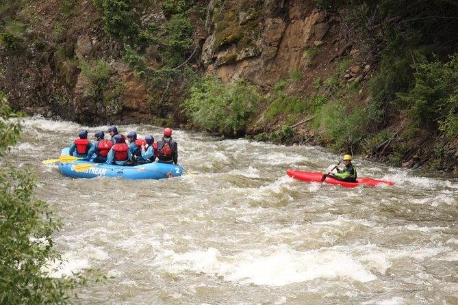 Moving downstream!