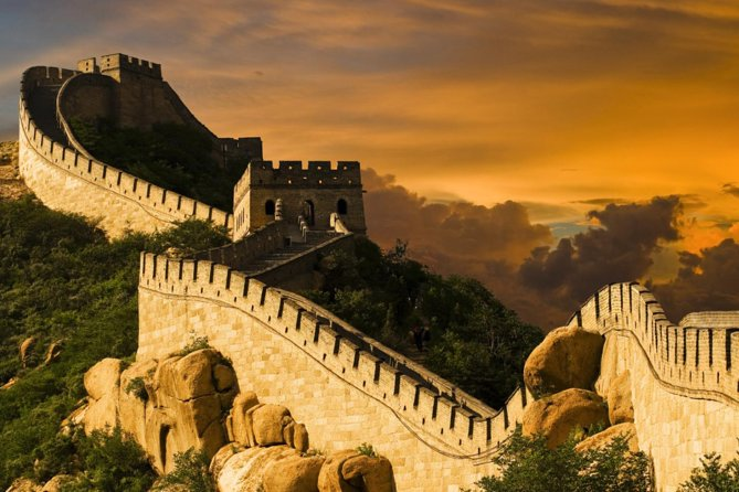 Beijing Day Tour, Badaling Great Wall,Ming Tombs,Underground Palace, Sacred Way photo 1
