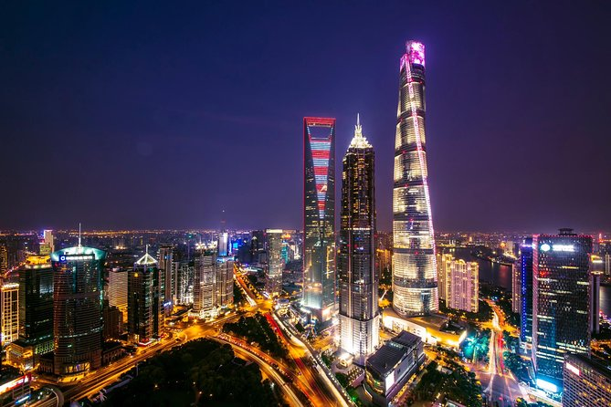 Private Shanghai City Highlight Day Tour and Huangpu River Cruise