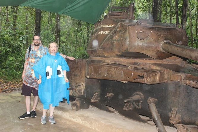 Private Cu Chi Tunnels and Ho Chi Minh City 1 Day Tour