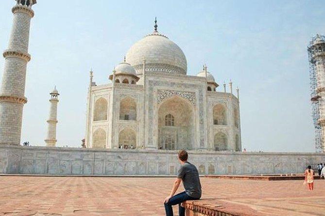 One Day Taj Mahal Tour by Train