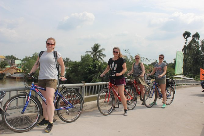 Non-Touristy Mekong Delta with Biking in Ben Tre Private Tour photo 6