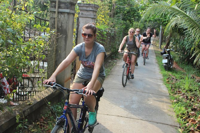 Non-Touristy Mekong Delta with Biking in Ben Tre Private Tour photo 4