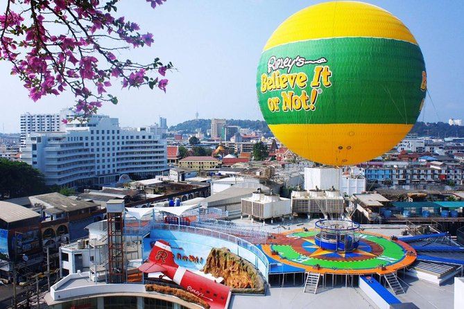 Ripley's Believe It or Not! Museum at Pattaya with Return Transfer