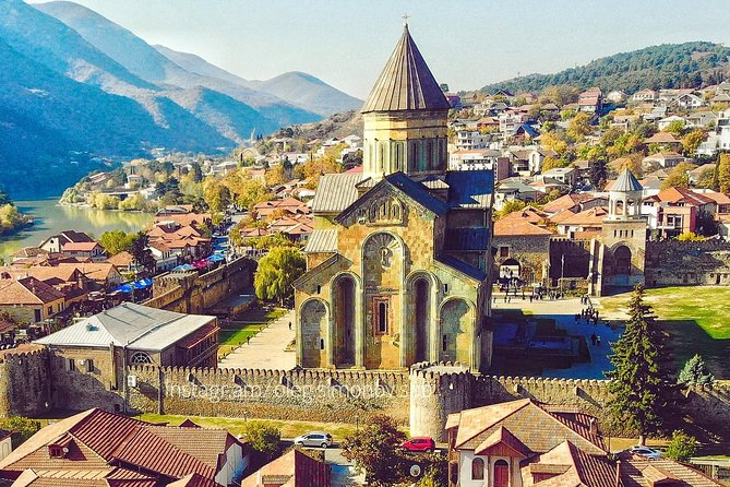 Mtskheta - The First Capital Of Georgia