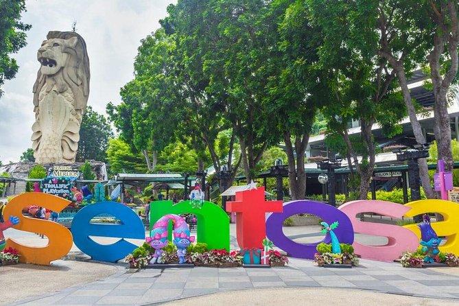 Full Day Sentosa Island Singapore