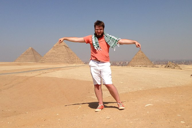 Pyramids of Egypt full day tour: Great Pyramids of Giza, Saqqara & Memphis